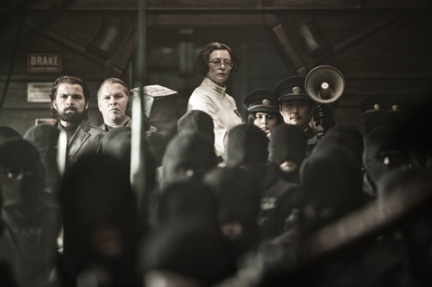 At Last! SNOWPIERCER To Break The Ice On June 27th