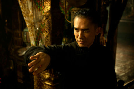 Exclusive Interview: Tony Leung, Cinematic Grandmaster
