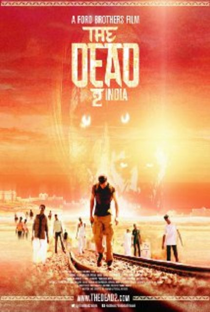 Frighfest 2013 Review: THE DEAD 2: INDIA Is A Visually Stunning Zombie Road Movie That Goes Nowhere New