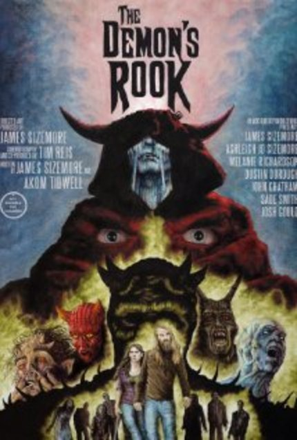 Frightfest 2013 Review: THE DEMON'S ROOK is Trippy, Old-School-DIY Fun
