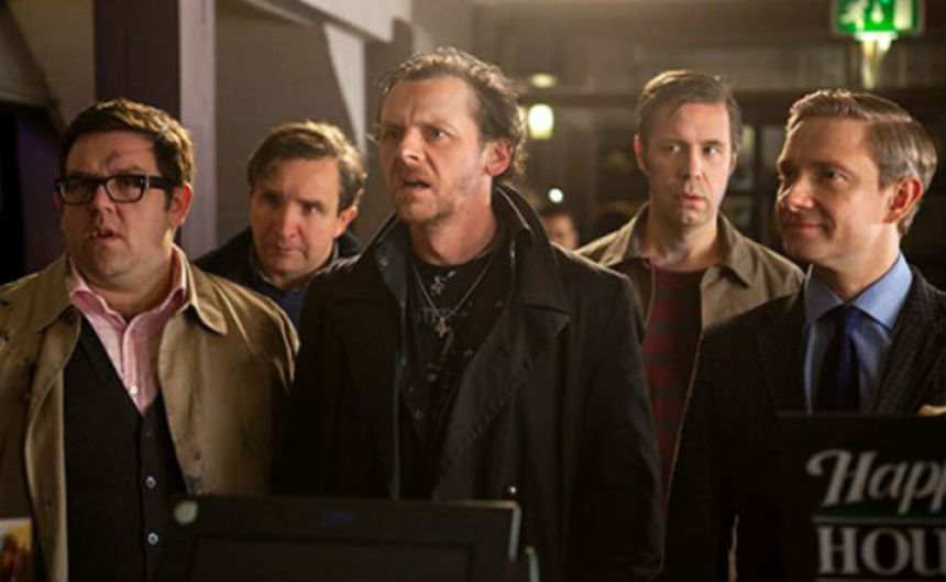 Review: THE WORLD'S END Kicks Ass With Middle-Aged Insight (And Beer)