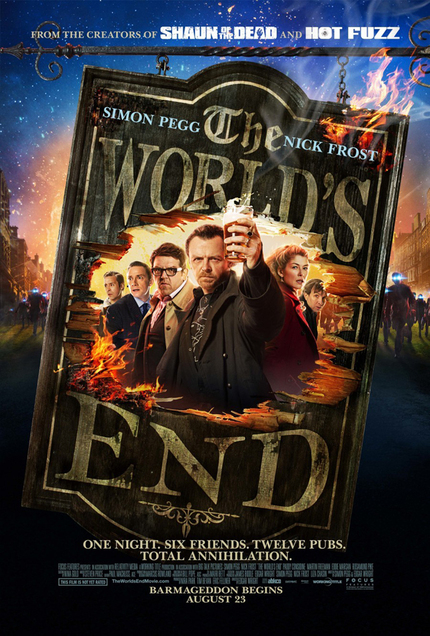 Lund 2013: THE WORLD'S END Leads First Wave Of Titles!