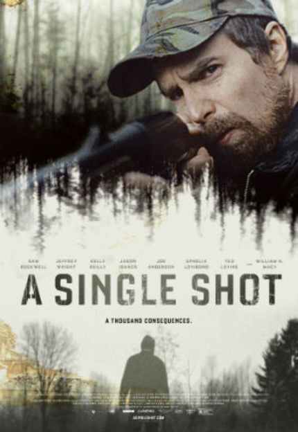 Review: Sam Rockwell Breaks Age-Old Movie Rule in A SINGLE SHOT