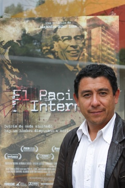 Interview: Director Alejandro Solar Talks EL PACIENTE INTERNO (THE CONVICT PATIENT)