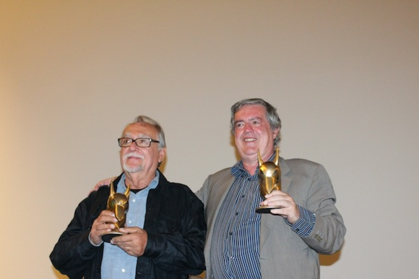 Macabro 2013: An Encounter With Lamberto Bava And Luigi Cozzi (Part 1)