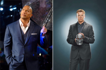 Dwayne Johnson And McG Take A Leap For THE FALL GUY