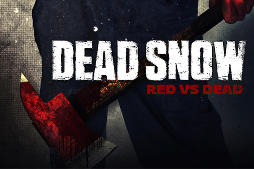 Give Blood For Tommy Wirkola's DEAD SNOW: RED VS DEAD