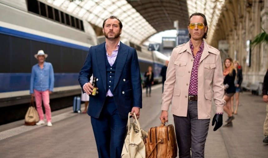 Trailer for DOM HEMINGWAY Offers A Lambchopped Jude Law