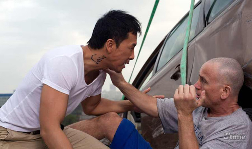 SPECIAL IDENTITY: Watch John Salvitti's Behind The Scenes Video With Donnie Yen