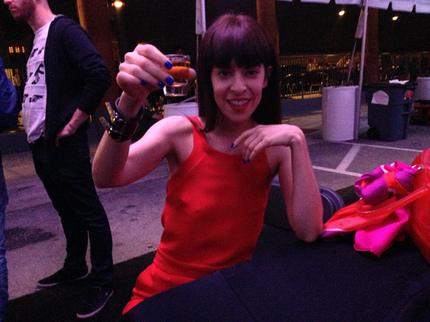 Fantastic Fest 2013: Tamae Garateguy Drunkenly Reviews Tamae Garateguy's SHE WOLF