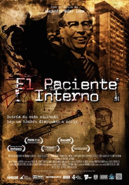 Hey, Mexico City! Win Tickets To See The Documentary EL PACIENTE INTERNO (THE CONVICT PATIENT)!