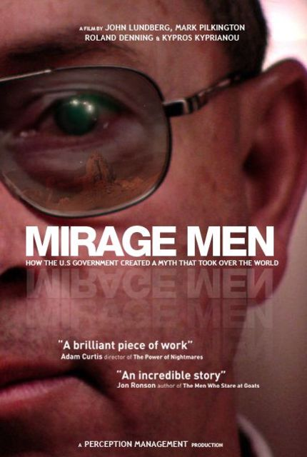 Fantastic Fest 2013 Review: MIRAGE MEN Offers Disclosure And Discomfort In Equal Measure