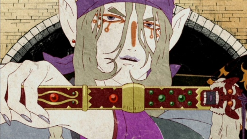 DVD Review: MONONOKE Delivers Ghostly Thrills With Both Flash And Feeling