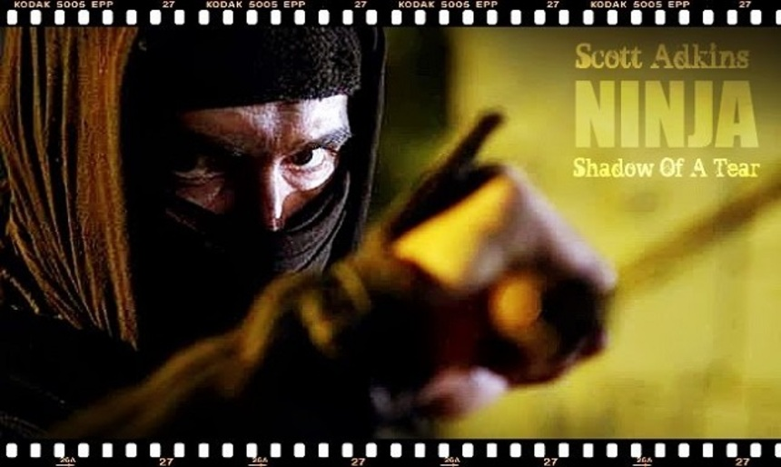 Watch Scott Adkins Kick Some Ass In NINJA: SHADOW OF A TEAR Trailer