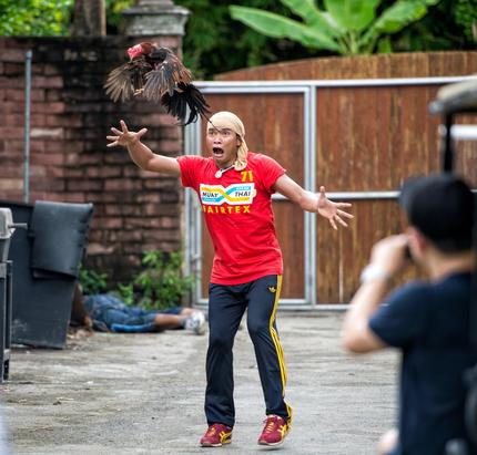 Watch Tony Jaa Like You've Never Seen Him Before In ONG BARK: THE BEGINNING