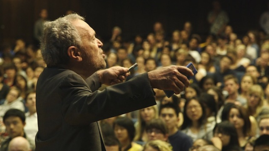 Review: In INEQUALITY FOR ALL Robert Reich Takes His Economics Class On The Road