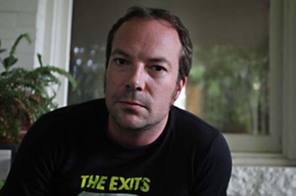 RED WHITE & BLUE's Simon Rumley To Direct Paranormal Project THE LAST WORD
