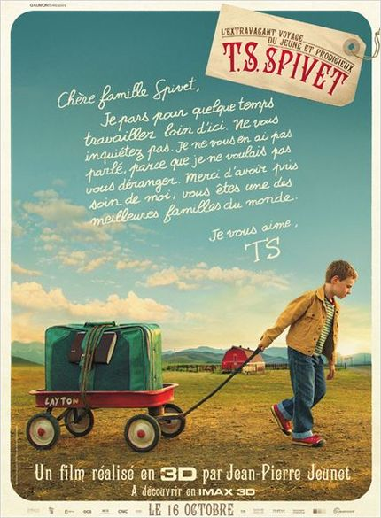 Watch A Second Trailer For Jeunet's THE YOUNG AND PRODIGIOUS SPIVET