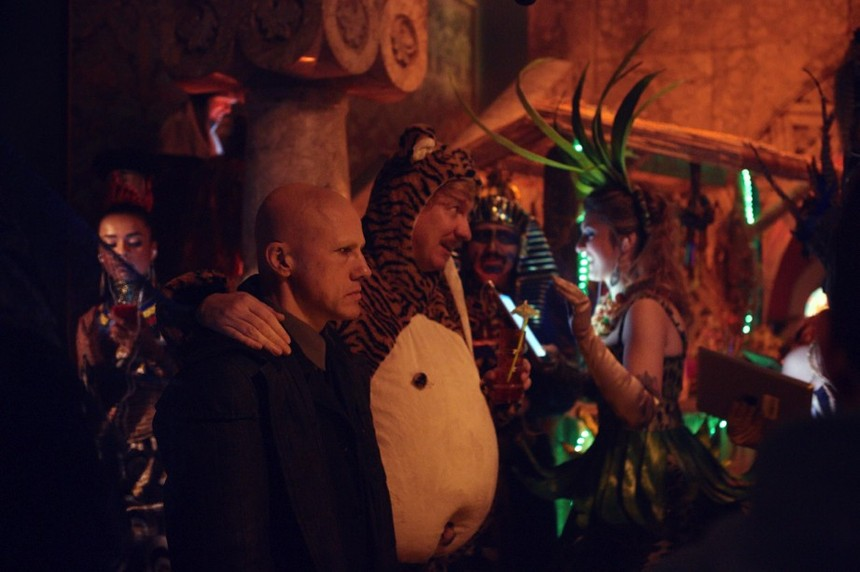 Venice 2013 Review: THE ZERO THEOREM, A Step Back To The Future