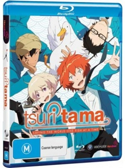 Review: TSURITAMA Is An Anime Series About Fishing, Friendship And Feeling Happy