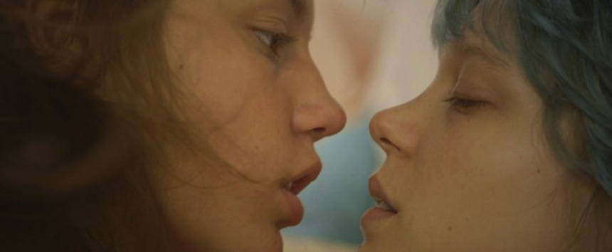 Watch The U.S. Trailer For Palme d'Or Winning BLUE IS THE WARMEST COLOR