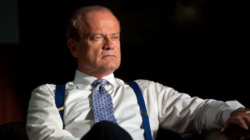 Kelsey Grammer Boards THE EXPENDABLES 3