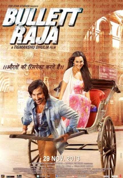 Saif Ali Khan & Vidyut Jamwal Clash In BULLETT RAJA Trailer