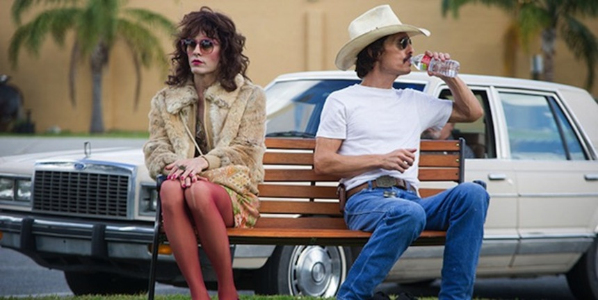 Review: DALLAS BUYERS CLUB Rests Entirely On Matthew McConaughey