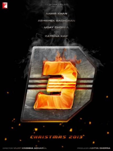 First Teaser For DHOOM 3 Is Kind Of Underwhelming