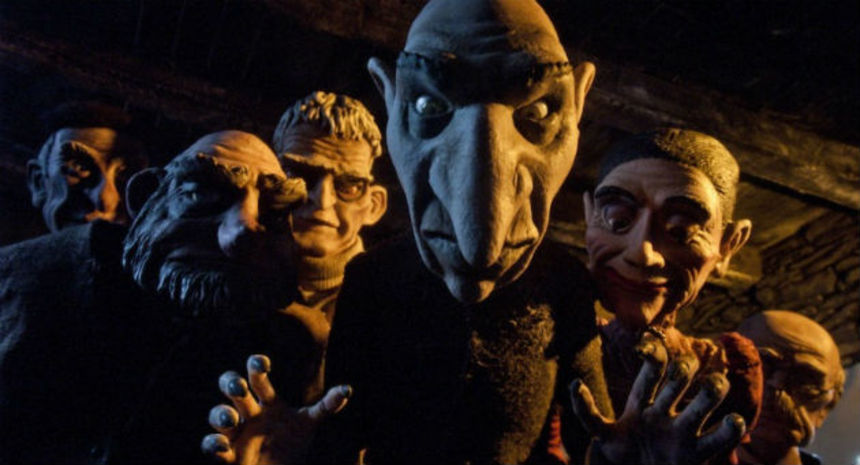 Fantastic Fest 2013 Review: O'APOSTOLO, A Beguiling Fantasy Bolstered By Stop-Motion Animation