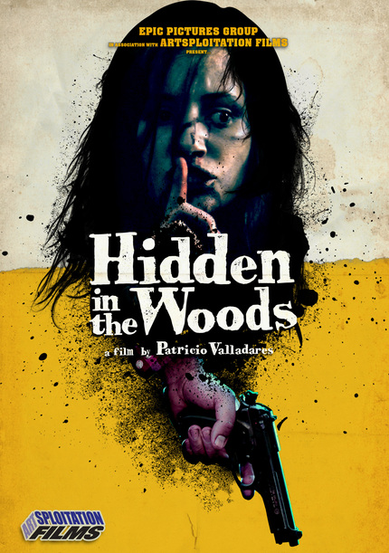 The Stack: HIDDEN IN THE WOODS, SIMON KILLER, DAY OF THE DEAD, THE DEVIL BAT, And More