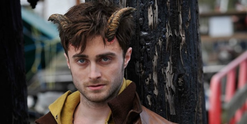 Daniel Radcliffe Travels to Hell in First Trailer for HORNS