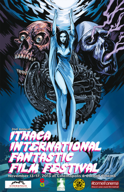 CHEAP THRILLS And BUSHIDO MAN Join First Wave Of Titles From Ithaca International Fantastic Film Festival!