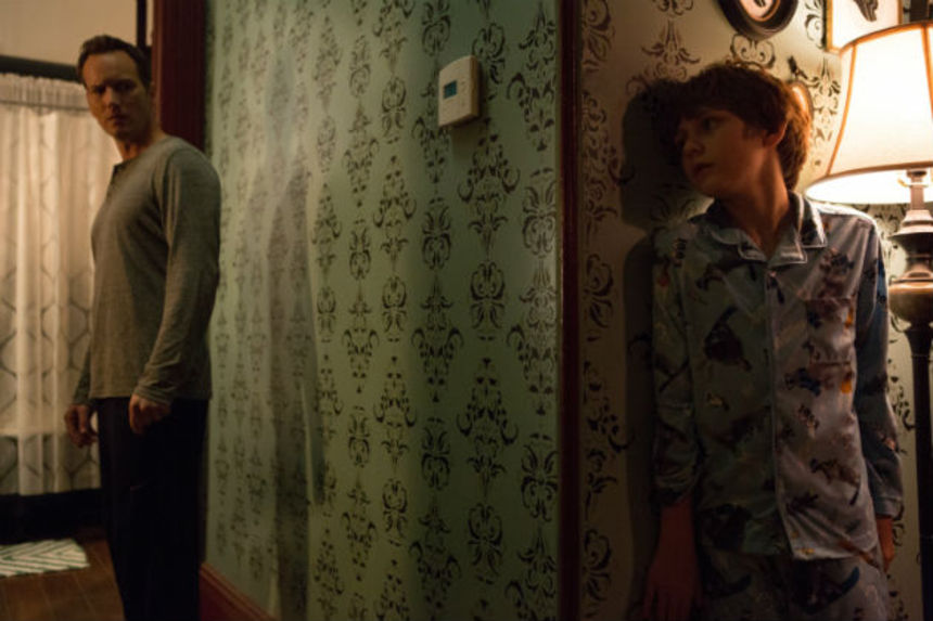 Review: INSIDIOUS: CHAPTER 2 Teeters On The Edge Of Horror Hokum