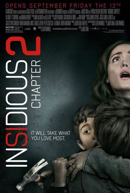 Hey Chicago! Win Tickets For INSIDIOUS: CHAPTER 2 Screening