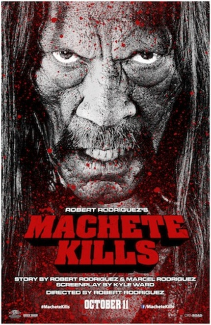 MACHETE KILLS (And Kills And Kills) In This New Red Band Trailer
