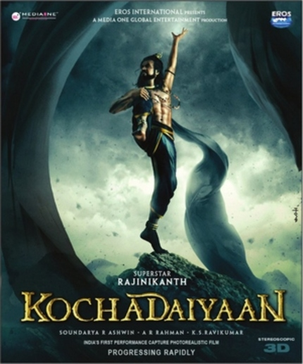 First Teaser For Superstar Rajnikanth's KOCHADAIYAAN Is Here!