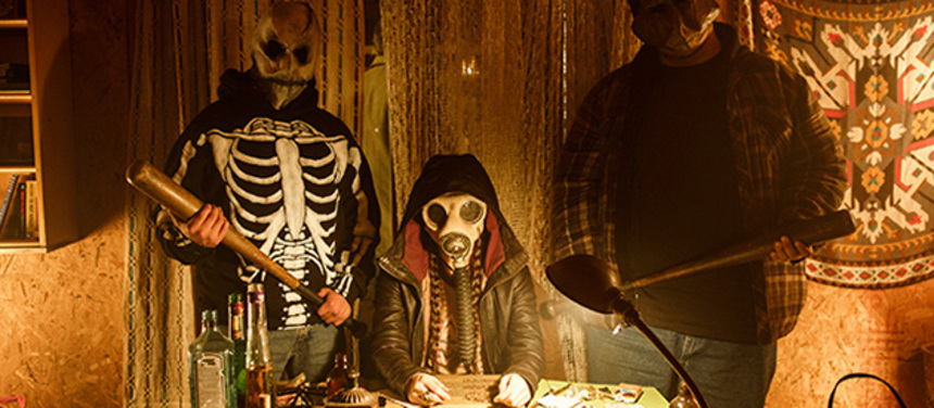 TIFF 2013 Review: RHYMES FOR YOUNG GHOULS Is A Must See Debut