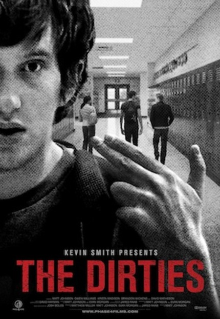 """""""You Can't Make A School Shooting Movie"""": Watch Two New Clips From THE DIRTIES"""