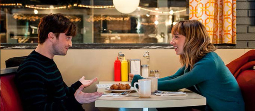 TIFF 2013 Review: In THE F WORD, F Is For Fresh