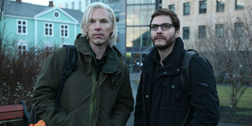 TIFF 2013 Review: THE FIFTH ESTATE Showcases Benedict Cumberbatch