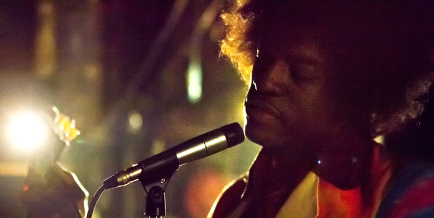 TIFF 2013 Review: ALL IS BY MY SIDE Is A Momentously Audacious Musical Biopic Fitting of The Jimi Hendrix Experience