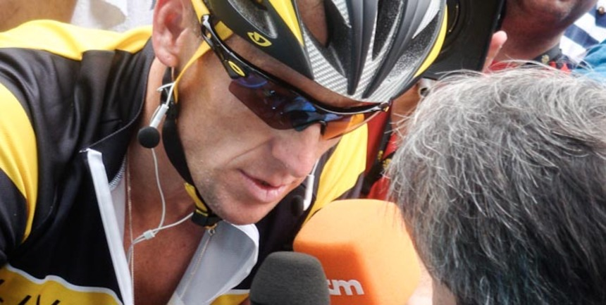 Review: THE ARMSTRONG LIE Expertly Explores One of Sports' Most Fascinating Stories