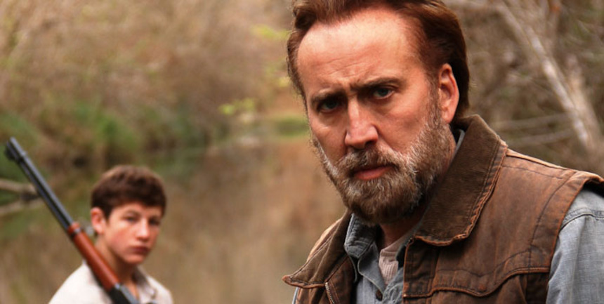 JOE Trailer: Restraint Keeps Nicolas Cage Alive - For Now
