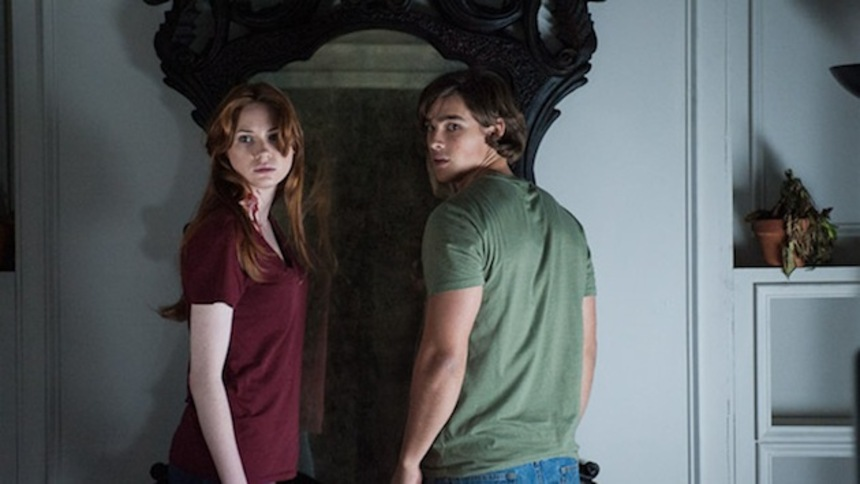 Review: OCULUS, Mirror, Mirror, Dark And Twisted