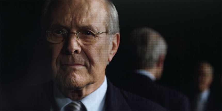 Review: THE UNKNOWN KNOWN Gives A Frustratingly Accurate Portrait Of Our Image Of Donald Rumsfeld