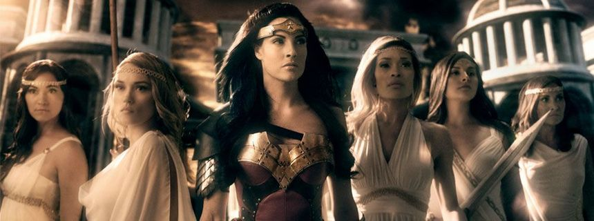 Wonder Woman Fan Film Wows!!