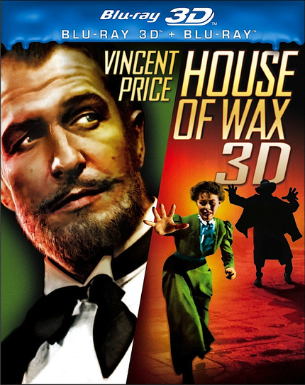 The Stack: HOUSE OF WAX 3D, 100 BLOODY ACRES, THE CROODS, THIS IS THE END and more...