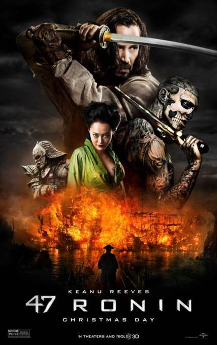 47 RONIN: Watch The New Trailer