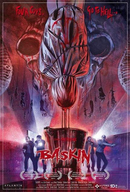 Watch The Trailer For Can Evrenol's BASKIN